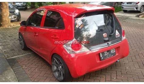 L Copotan Honda Brio Tahun 2013 2013 honda brio 1 2l mt turbo satya e merah october 13 quot