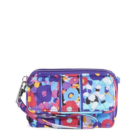 Wallet Bag All In One 1 vera bradley all in one crossbody bag ebay
