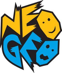neo geo logo vector (.pdf) free download