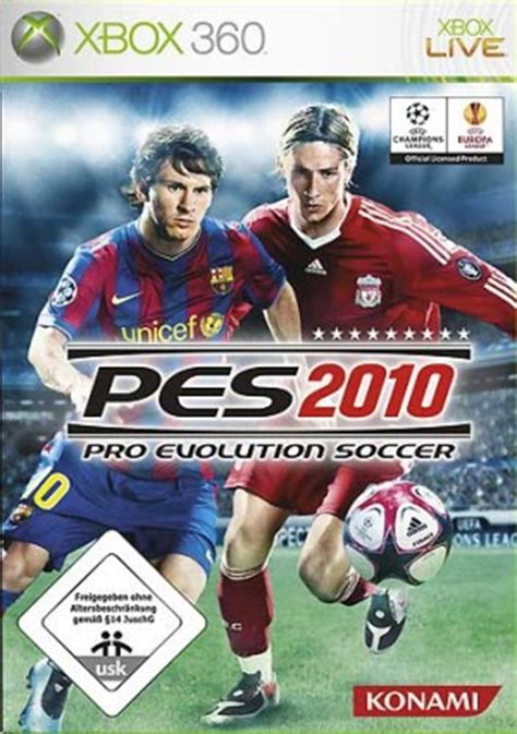 Game Review: PES 2010 (Xbox 360, PS3, PC; getestet auf