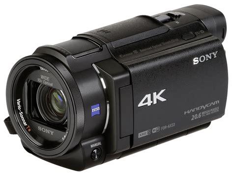 Kamera Sony vaizdo kamera sony fdr ax33b