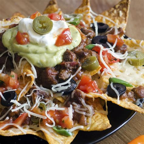 nachos supreme recipe nachos supreme recipe