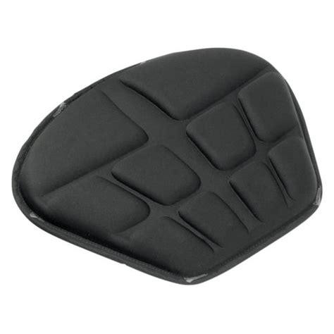 seat pads saddlemen tech memory foam seat pad revzilla