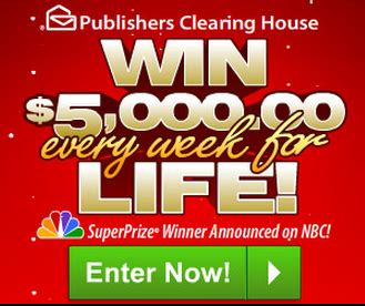 How Does Pch Make Money - publishers clearing house win 5 000 a week