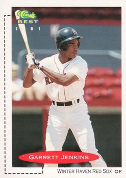 winter haven red sox gallery 1991 | the trading card