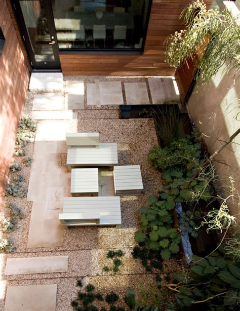 Home Wall Decor And Accents courtyard modern landscape austin by jobe corral