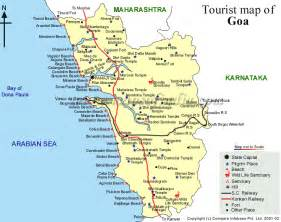 Goa India Map by Goa Wheels Unlimited Cars Cabs Hire Rental In Goa