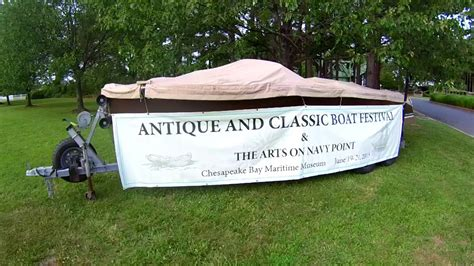 time gone by the 2015 st michaels md classic antique - Antique Boat Show St Michaels Md 2017