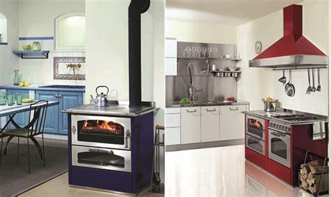 cocinas de lena modernas