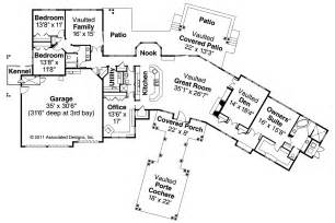 style floor plans craftsman house plans woodcliffe 30 715 associated designs