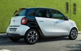 smart 4 porte 2015 prezzi e allestimenti la tua auto
