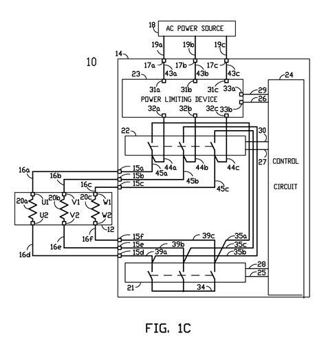 schematics and wiring diagram for delta starter