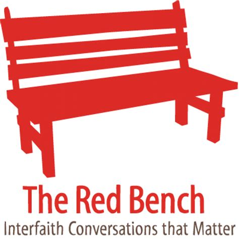 logo bench benchsite seeing red benches for february