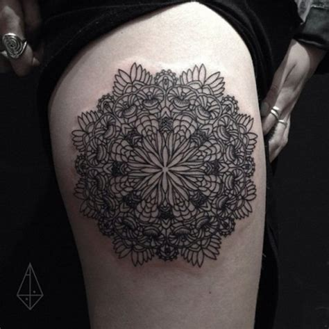 intricate tattoos the most awesome and interesting geometric designs