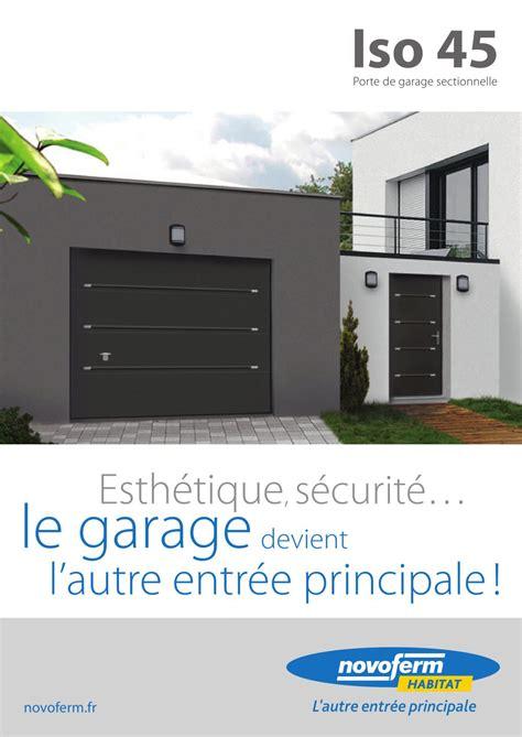 Porte Vitrée Intérieur by Cuisine Iso Porte De Garage Sectionnelle Novoferm
