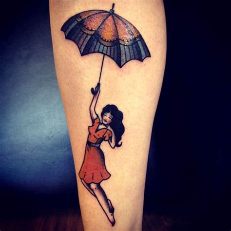 watercolor tattoos manchester best 25 umbrella ideas on