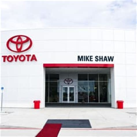 Mike Shaw Toyota Mike Shaw Toyota Auto Repair 3232 Ih 69 Access Rd
