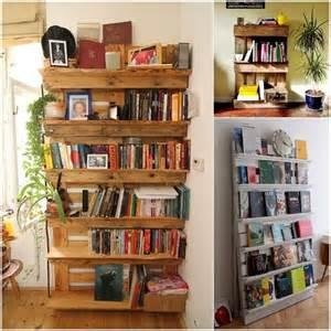 Pallet Bookshelf Diy N 225 Bytek Z Palet Pro Vaše Bydlen 237 Domov A Bydlen 237
