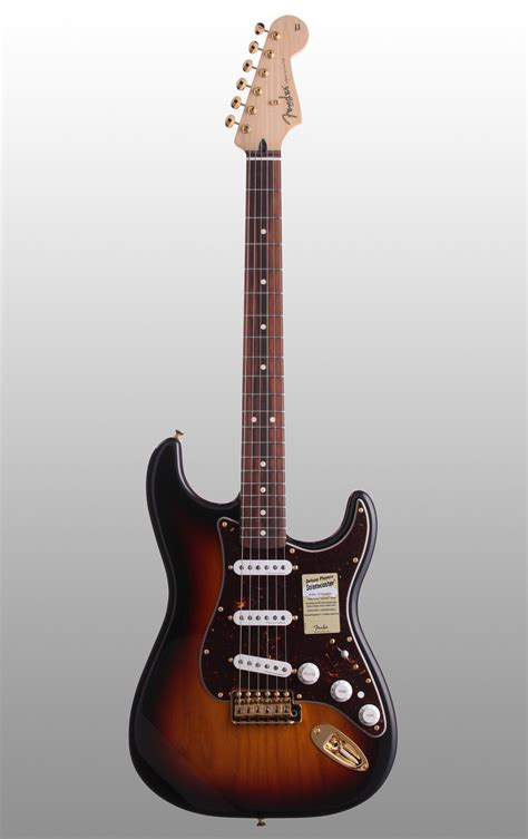 Gigbag Bass Electric Brown Rockizz fender deluxe players stratocaster electric guitar rosewood with gig bag 3 color sunburst