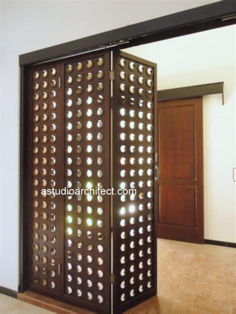 Partisi Ruangan Cutting By Desainq by Partisi Ruangan Dengan Panel Berlubang Lubang Arsitektur