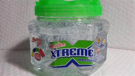 styling gel wet line xtreme wet line xtreme styling gel xtra hold net 35 26 oz unisex