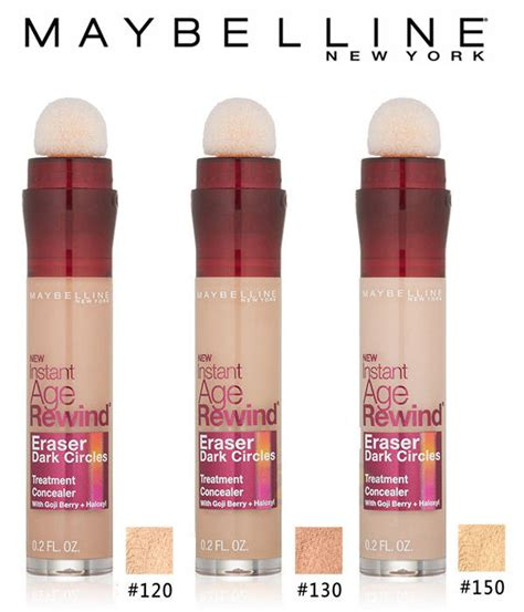 Maybelline Instant Age Rewind Eraser Circle Treatment maybelline instant age rewind eraser circle