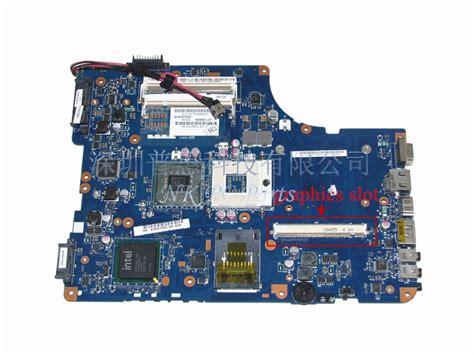 Matherboard Mainboard Board Toshiba Nb520 ᑐ k000010002 board for for toshiba satellite a500