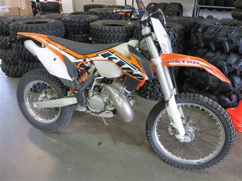2014 Ktm 200 Xc W Tags Page 5 New Used Ktm Motorcycle For Sale Fshy Net