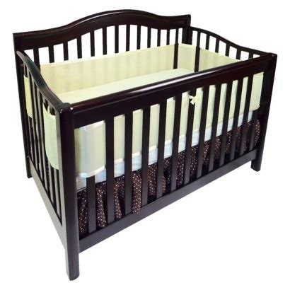 Mesh Bumpers For Crib by Breathable Bumper Baby Ideas