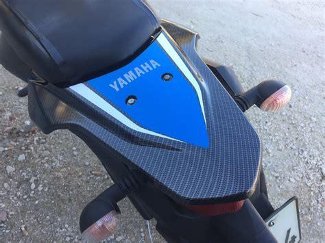 Yamaha Xt Aufkleber by Set Yamaha Xt 125r Rear Vinyl Sticker Hmcustom Online Shop