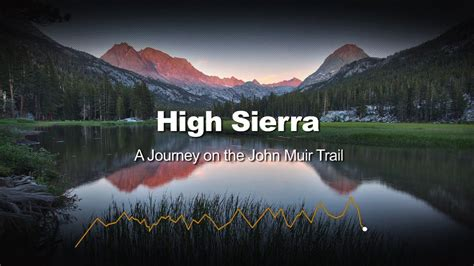 On A by High A Journey On The Muir Trail