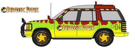 jurassic park tour car moc jurassic park vehicles jeep tour vehicle
