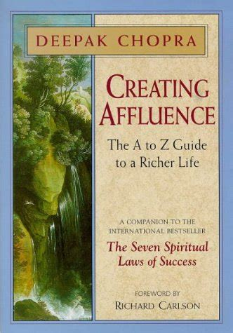 libro creating affluence the a to z books