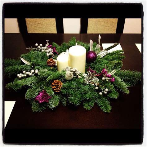 pinterest centros de mesa navidenos centro de mesa navide 241 o hand made centros de mesa