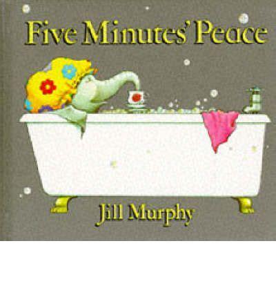 five minutes peace large 1406361909 five minutes peace jill murphy jill murphy 9780744513639
