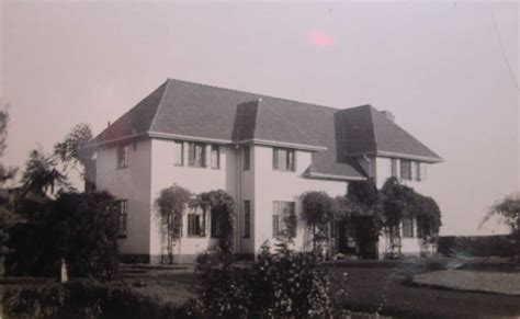 prince of wales school headmaster s house early 1940s