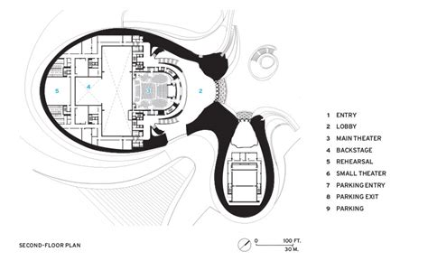 Home Theater Floor Plan by Harbin Opera House 2015 12 01 Architectural Record