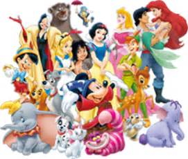 disney characters clipart best