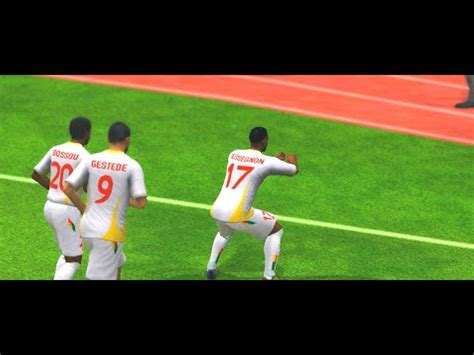senegal vs benin fifa14 argentina 2nd world cup