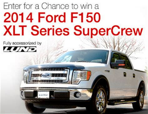 New Sweepstakes 2014 - f150 sweepstakes 2014 autos post