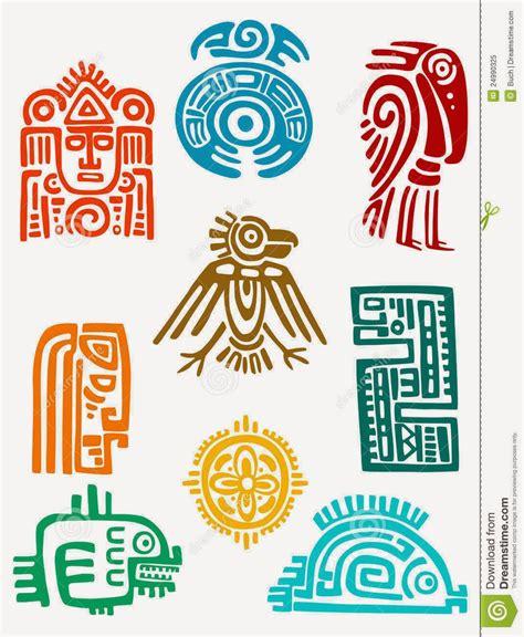 imagenes y simbolos mayas religion mayas aztecas incas