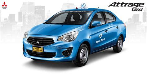 mitsubishi indonesia mitsubishi attrage akan dijadikan taksi di indonesia