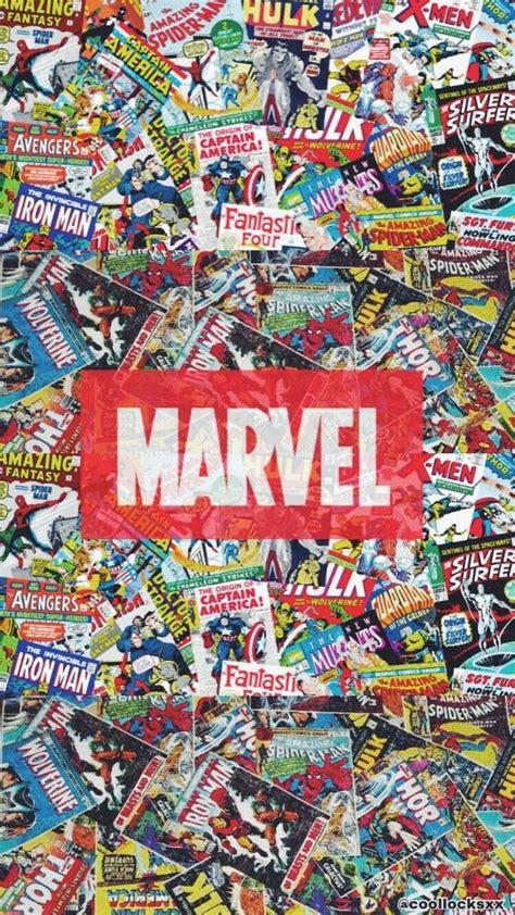 marvel collage wallpaper  gidth    zedge