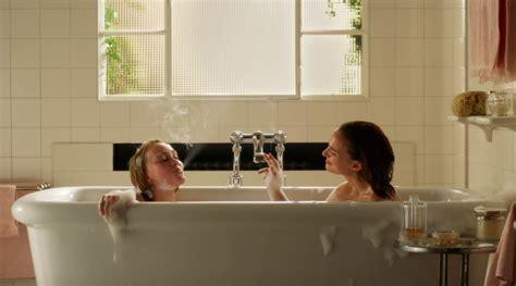 natalie portman bathtub planetarium trailer natalie portman and lily rose depp