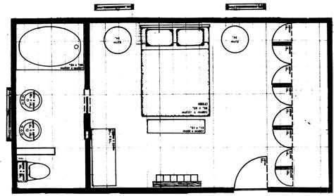 Master Bath Addition Plans