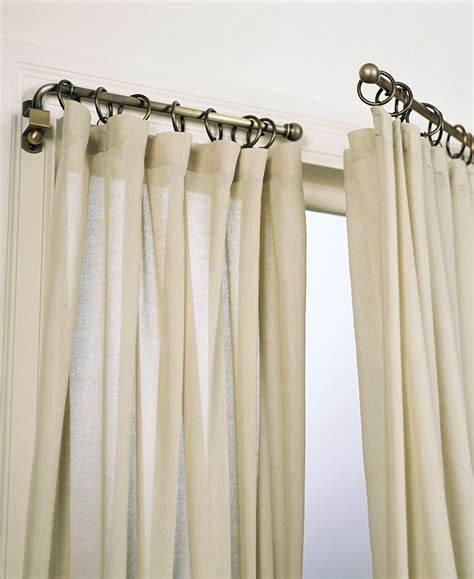 swing away curtain rods best 25 french door curtains ideas on pinterest