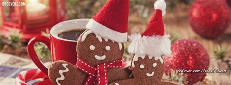 holiday l post covers photo collection gingerbread wallpaper facebook