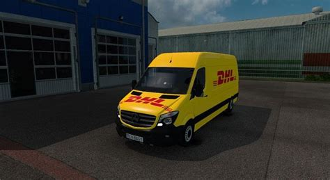 ets2 game modding net mercedes sprinter long 2015 ets2 mods