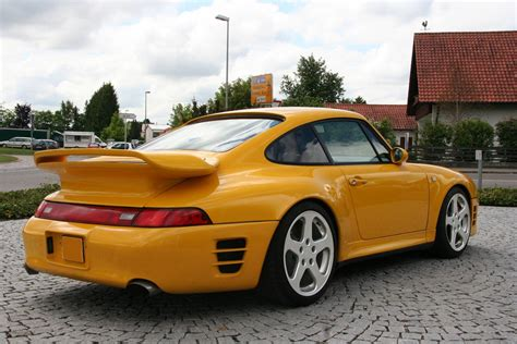 Ruf Porsche Turbo by Ruf Turbo R Is Now Available With Carbon Fiber Skin