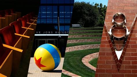 pixar offices 16 reasons the pixar offices are better than yours movies